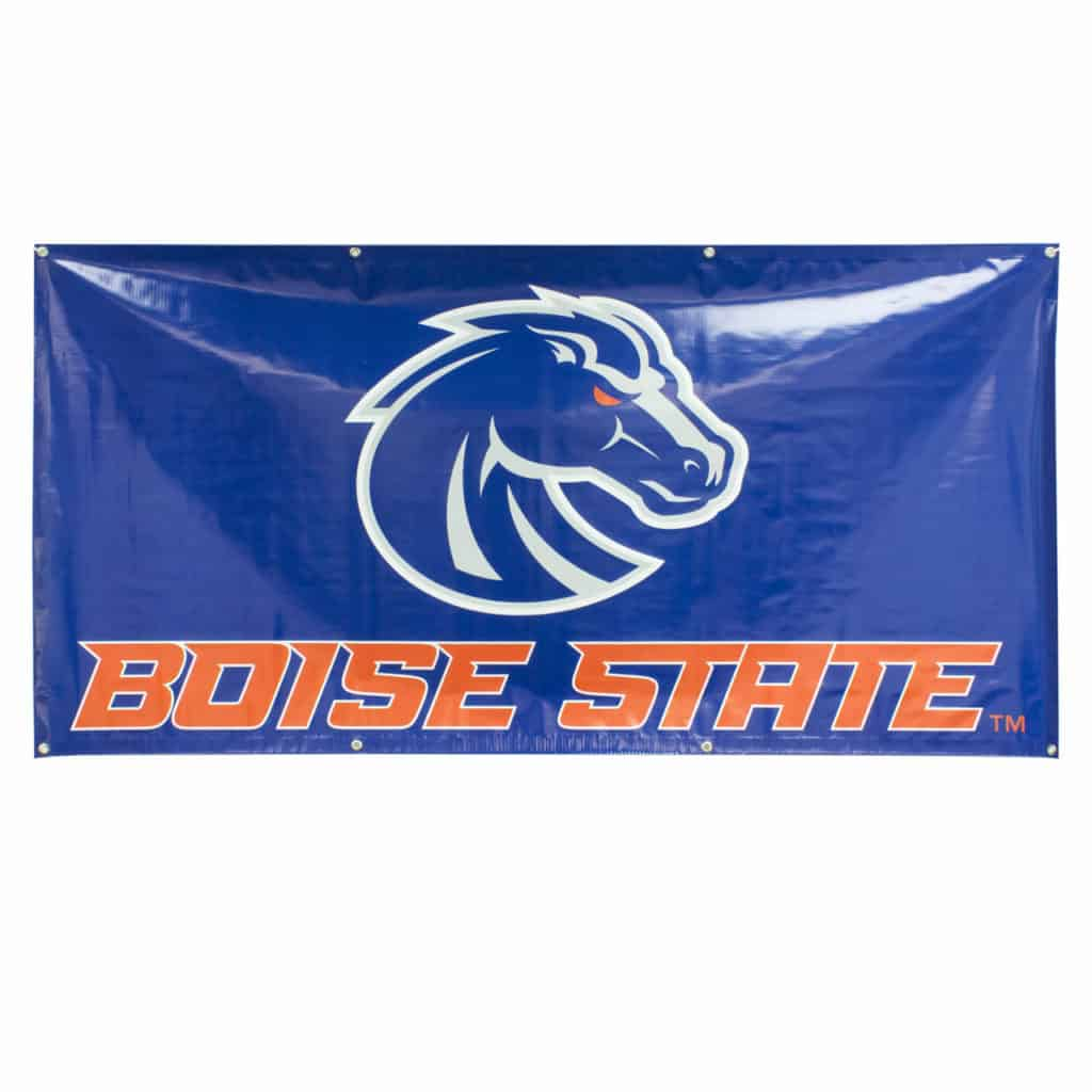 Banner-Boise State_Blue & Grey-3x6_Product Shot
