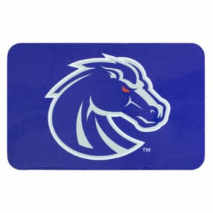 Blue & Grey Boise State Bronco Computer mat