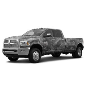 Kryptek® Dodge® Truck Wrap Raid™ Pattern