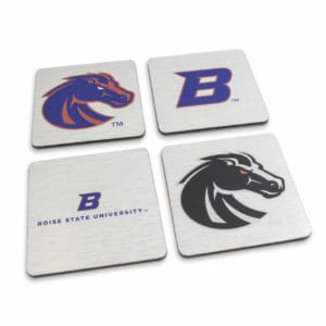 Mixed Set of Boise State Magnets